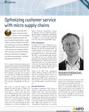Trend Vision - Micro Supply Chain