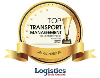 Logistics Tech Outlook Award Logo